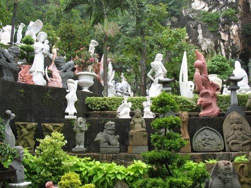 Vườn tượng triển lãm